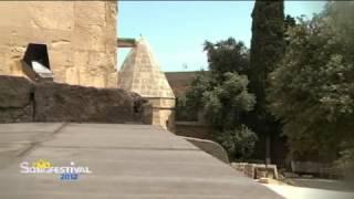 Groeten uit Bakoe - Paleis van koning Shirvan Shah en de Maagdentoren