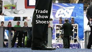 Trade Show Shoes