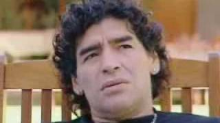 Diego Maradona discusses