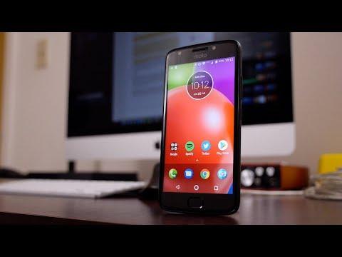 Moto E4 review