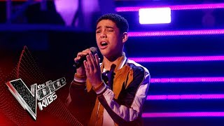 Amaree Performs 'What The World Needs Now' | The Semi Final | The Voice Kids UK 2019