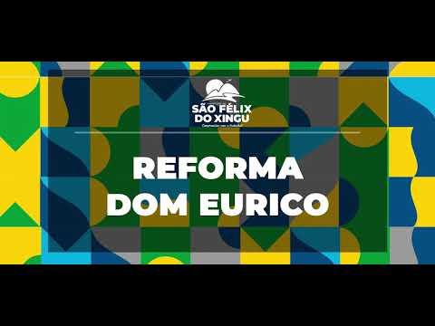 Escola Dom Eurico Krautler estar recebendo reformas para receber alunos.