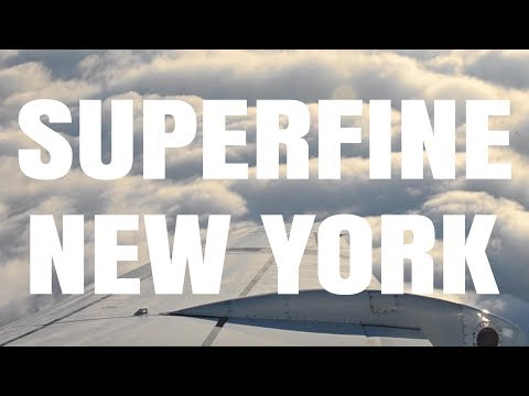 Superfine! New York City 2017