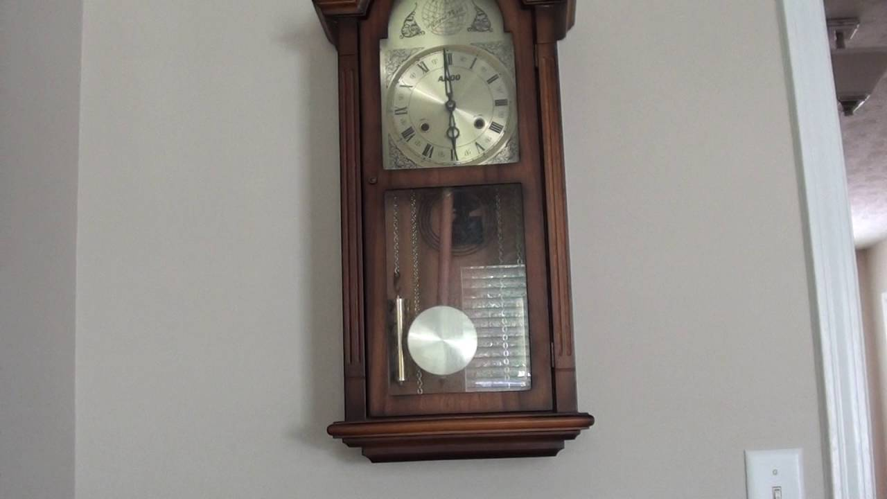 Anco wall clock striking youtube anco wall clock striking amipublicfo Image collections