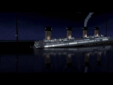 Roblox Titanic Sinking