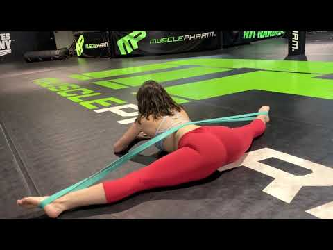 Band Flexibility & Balance Splits Training