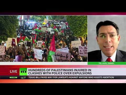 'We will use force to allow everybody freedom of religion' — Danny Danon to RT