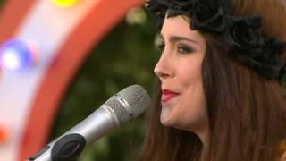 Miss Li - My Heart Goes Boom (Allsång på skansen 2012)