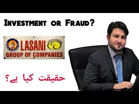 What is Lasani Oil Traders | Investment or Fraud | Jamal Ali Safi ACCA