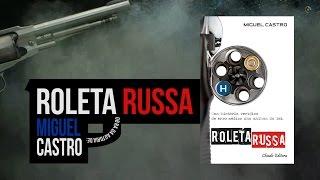 capa de Roleta Russa de Miguel Castro