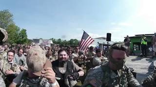 360 highlights video from OP Bad Blood of the different factions ba...