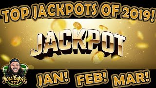 $125k+ ⭐️ Top Jackpots of 2019 ⭐️ High Limit Lightning Link Grand Jackpot