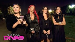 nikki bella tells the total divas to make a wish in paris total divas preview april 19 2016