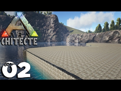 ARKCHITECTE 02 - Tribune Du MOSASAURE 1/? - royleviking [FR HD PC]