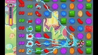 Candy Crush Level 630 Double Chocolate