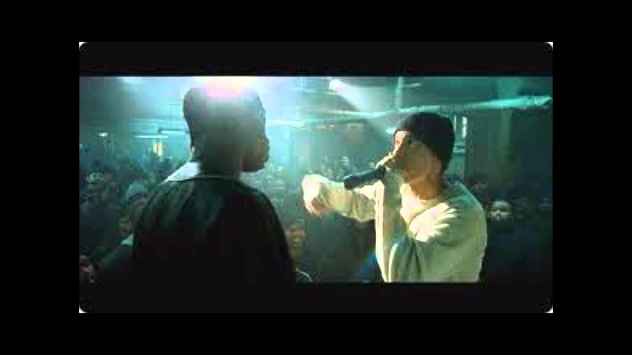 8 Mile Final 3 Rap Battle Lyrics - YouTube