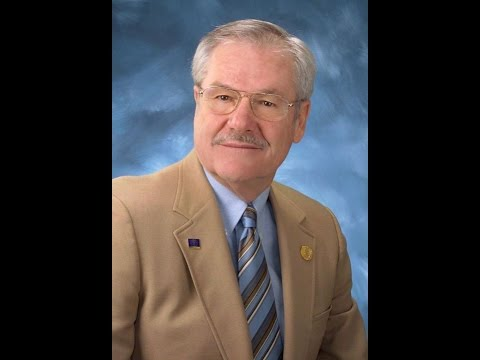 State Senator Jim Arnold Addresses City Council 12/1/2014