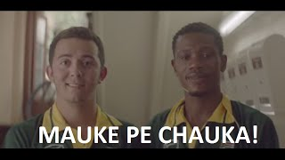 Mauka Mauka (India vs UAE) - ICC Cricket World Cup 2015