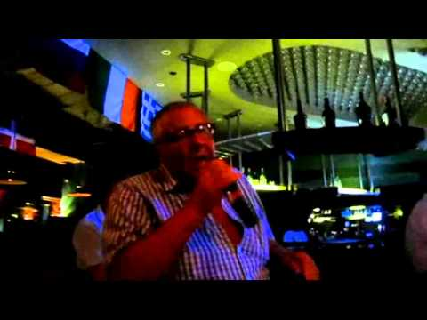 Karaoke at The Iberotel Palace, Sharm el Shiekh