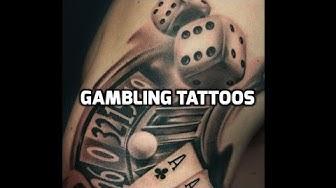Gambling tattoos - Best gambling tattoo designs ideas