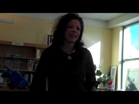 Michelle Paterson Intros Children's Health Program...