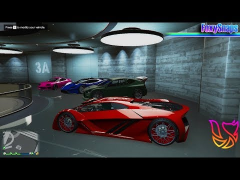 UNRELEASED SUPER SPORT SERIES DLC VEHICLES (2/2): PRICES & CUSTOMIZATION GTAONLINE