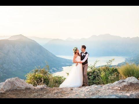 Свадебный фотограф в Черногории. Wedding photographer in Montenegro