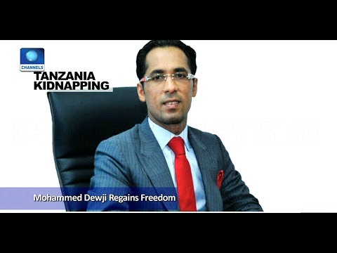 Kidnapped Billionaire In Tanzania Regains Freedom Pt.4 20/10/18 |News@10|