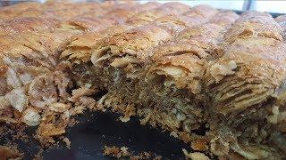 Haşhaşlı Bükme Çörek Tarifi - Tel Tel Ayrılan Nefis Çörek