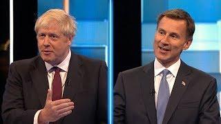 In full: Boris Johnson and Jeremy Hunt take part in leadership hustings in Maidstone