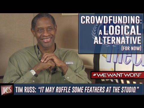 Tim Russ: The Pros & Cons of Crowdfunding STAR TREK ...