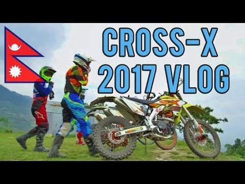 Saturday Enduro with BIKERS NEPAL FAMILY|CROSSx 2017 TEST RIDE|PROMO|#EP-8