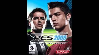 Pro Evolution Soccer 2008 Soundtrack - Futebol Soccer Goal