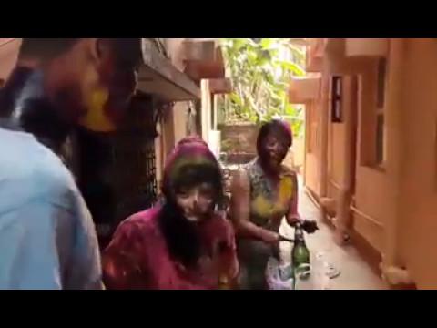 Jabardast Putai - Devar Bhabhi Holi 2017