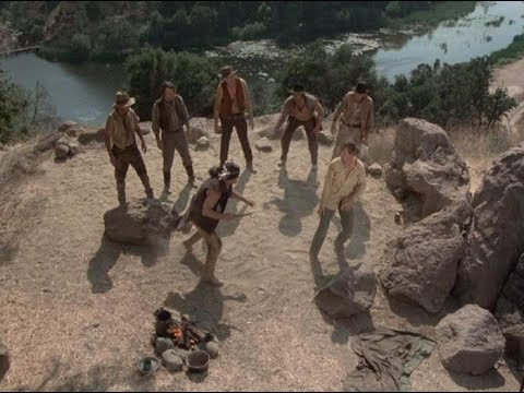 Kung Fu: Caine vs Scalp Hunters Part 1