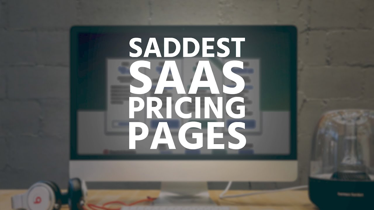 The Saddest SaaS Pricing Pages of the Year