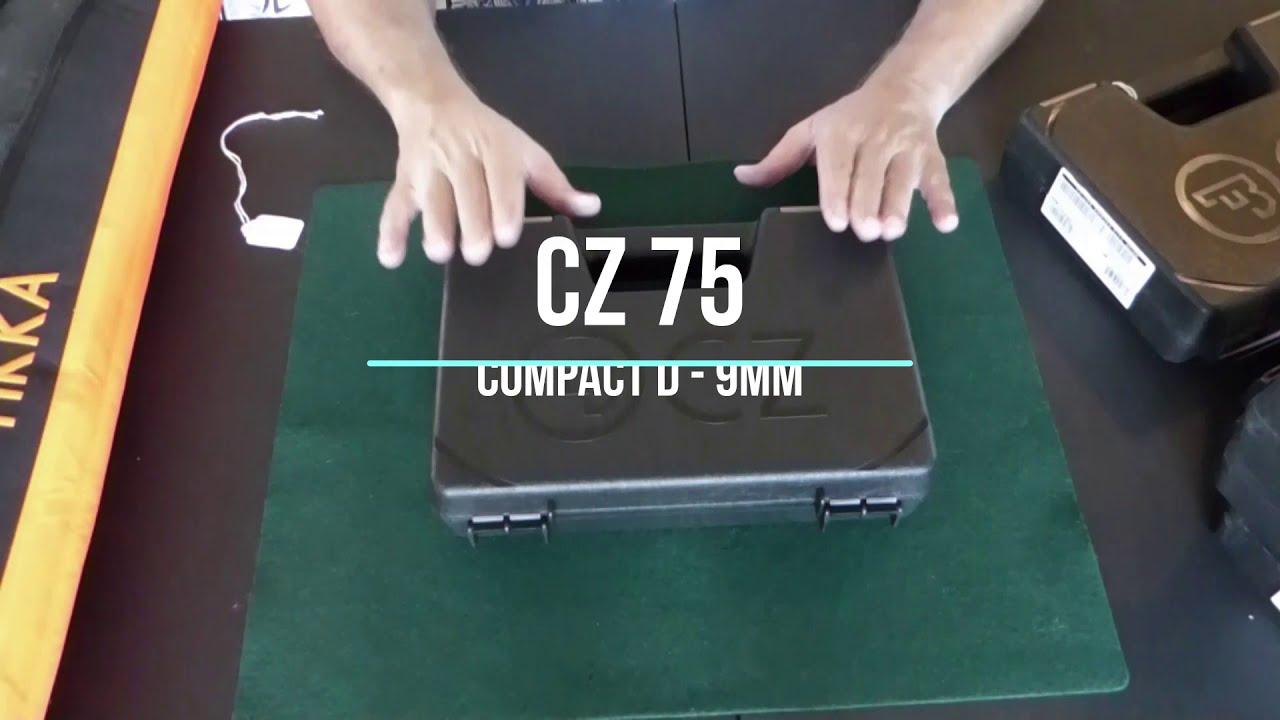 CZ-75 Compact D