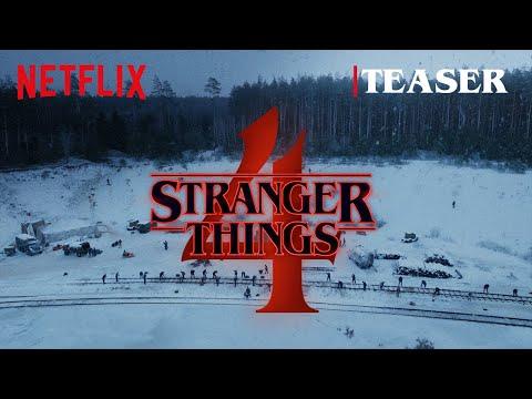 Netflix Shares 'Stranger Things' Teaser
