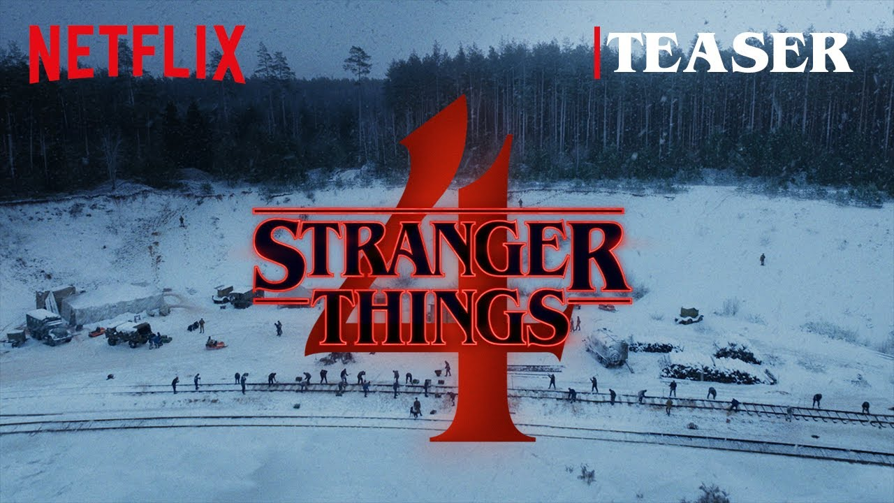 Stranger Things 4 | From Russia with love… | Netflix