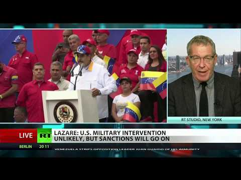 US coup losing momentum in Venezuela