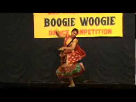 Barso re megha - dance by chinni Travel Video