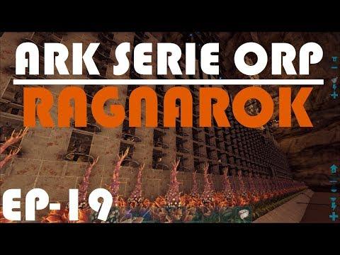 ARK RAGNAROK - LA CUEVA IMPOSIBLE!!! - SERIE ORP #19
