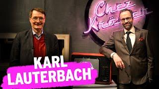 Chez Krömer vom 29.03.2021 mit Karl Lauterbach