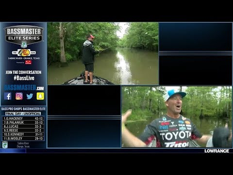 Swindle's Championship Sunday upgrade at the Sabine River