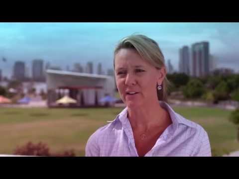 Great Gold Coast Job - Sarah Chalkley