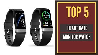 The Best Heart Rate Monitor Watch 2021 Reviews