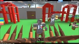ROM VS STARTA! (Schockshiver) Roblox vid