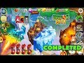 Dragon City: FIRE & ICE Island Completed [EXCLUSIVE DRAGONS]