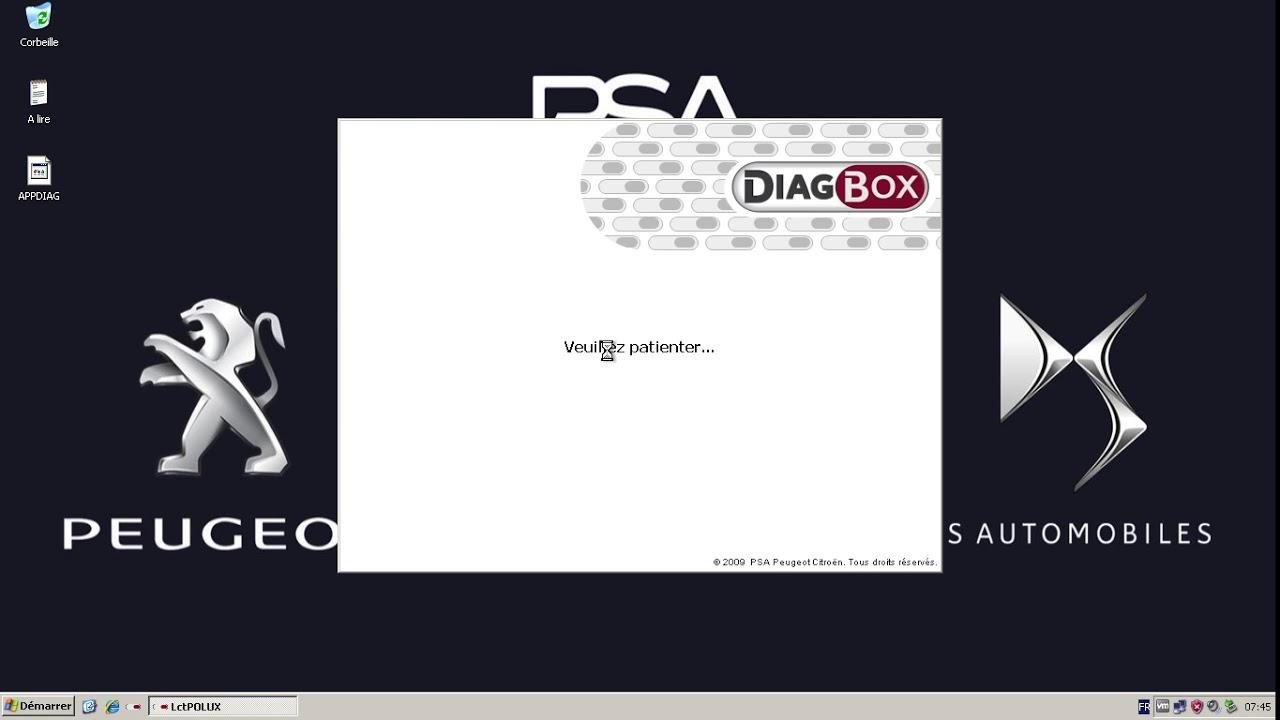psa diagbox latest version