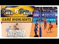 PVL All Star Game Team Red Vs Team Blue Game Highlights February 2 2019 mp3